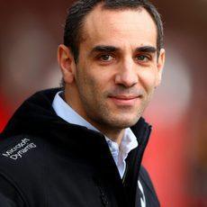Cyril Abiteboul en su nuevo papel en Renault