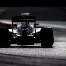Trasera del Mercedes