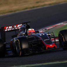 Esteban Gutiérrez ha vuelto a un F1 tras un año de parón