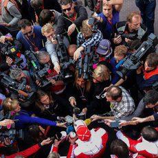 Expectación por las declaraciones de Sebastian Vettel