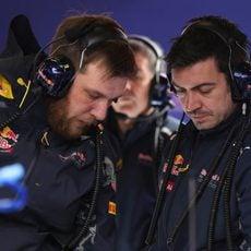 Análisis de datos en el equipo Red Bull
