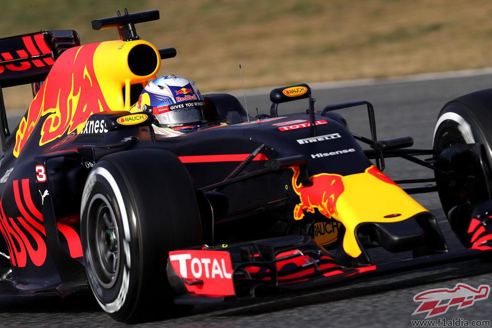 Red Bull ha hecho hoy su primera simulación de carrera