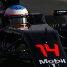 Fernando Alonso ha confesado que aún le queda mucho camino por delante a Honda