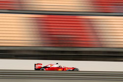 Kimi Raikkonen ha tenido grandes problemas hoy
