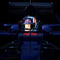 Carlos Sainz ha completado una simulación de carrera