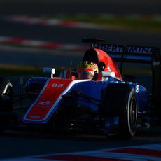 Debut de Rio Haryanto con Manor Racing