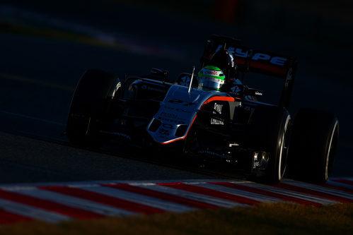Nico Hülkenberg ha marcado el ritmo del tercer día de test