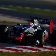 Haas sigue superando problemas y acumulando kilómetros