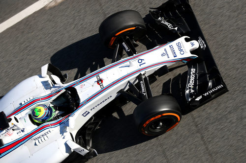 Estreno de Felipe Massa esta pretemporada