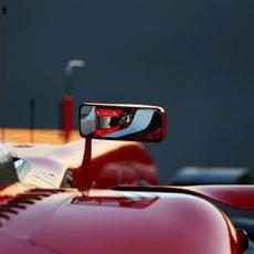 Kimi Raikkonen ha conseguido sumar vueltas por la tarde