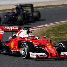 Los pilotos han coincidido en pista en varias ocasiones