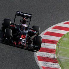 Mucho trabajo en McLaren Honda para recuperarse