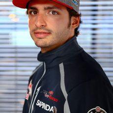 Presentación del Toro Rosso STR11