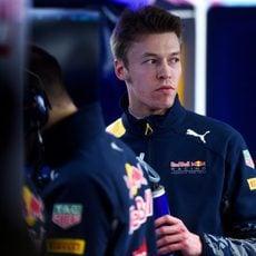 Caras de preocupación dentro de Red Bull