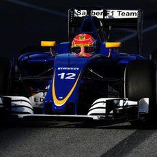 Sauber continúa con su mejora