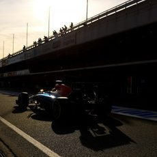 Rio Haryanto sigue con su complicado debut