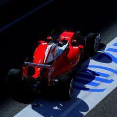 Cuarta posición para Kimi Raikkonen