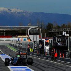 Force India quiere seguir acumulando kilómetros
