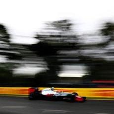 Esteban Gutiérrez vuelve a la F1 tras un año como piloto reserva de Ferrari