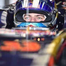 Segunda temporada para Max Verstappen en la Fórmula 1