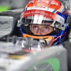 Nueva etapa para Romain Grosjean
