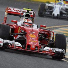 Kimi se juega la renovación esta temporada