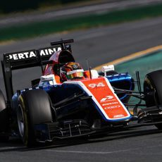Pascal Wehrlein exprime su Manor