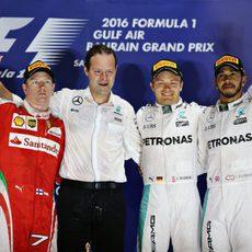 GP de Baréin 2016: domingo