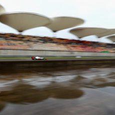 El equipo Haas no pudo pasar a Q3 en China
