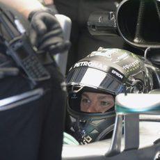 Nico Rosberg líder del Campeonato