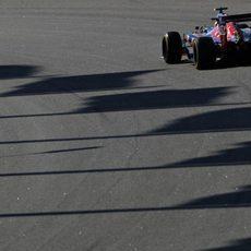 Carlos Sainz se enfrenta a su segundo GP de Rusia 2016