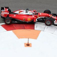 Sebastian Vettel da el máximo en la Q3