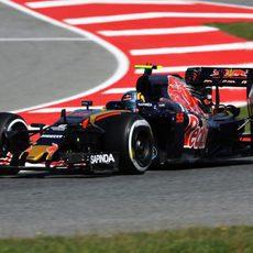 Carlos Sainz tiene nuevo compañero de equipo en Montmeló