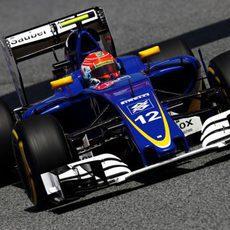 Felipe Nasr clasifica en 20ª posición
