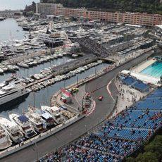 GP de Mónaco 2016: jornadas previas y jueves