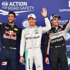 GP de Europa 2016: sábado