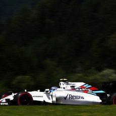 Nueva vuelta para Valtteri Bottas en Austria