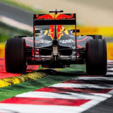GP de Austria 2016: sábado