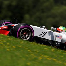 Esteban Gutiérrez consigue el mejor resultado en clasificación