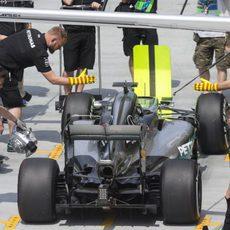 GP de Hungría 2016: sábado
