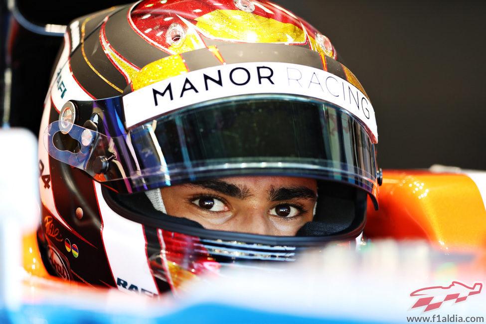 Pascal Wehrlein tiene nuevo compañero de equipo en Spa