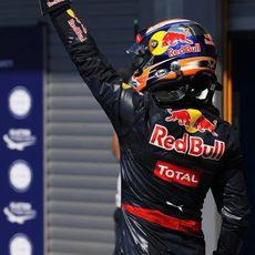 Max Verstappen empujará y luchará por la victoria