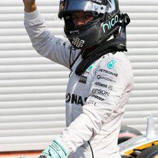 Nico Rosberg intentará reducir distancias en el Mundial