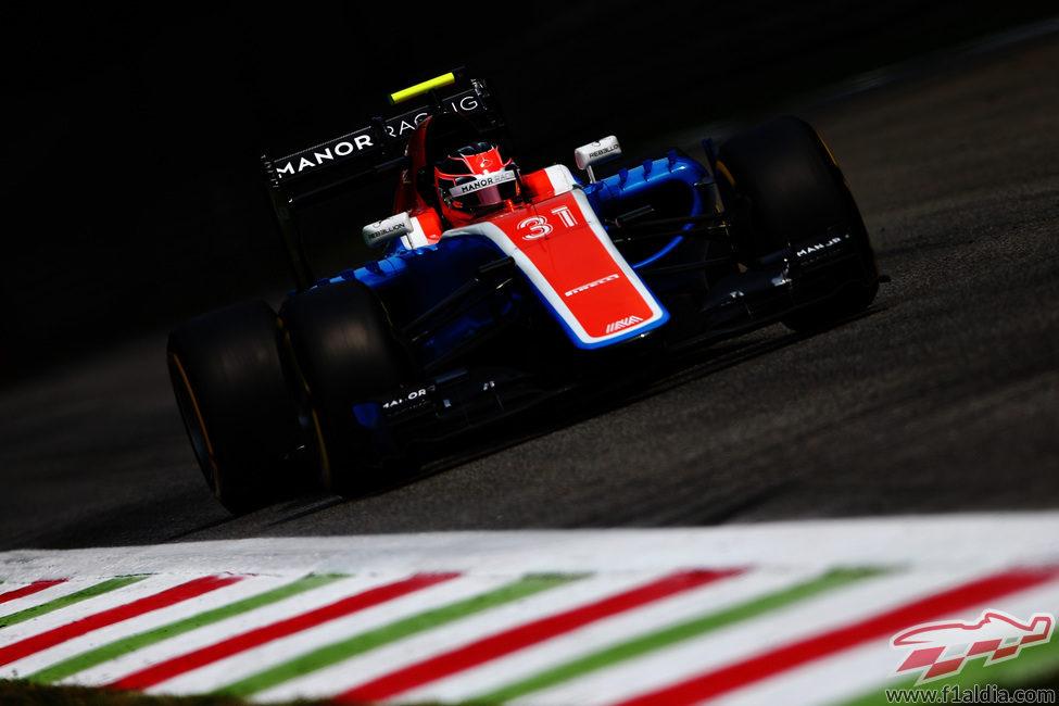 Esteban Ocon afronta su segundo GP en F1