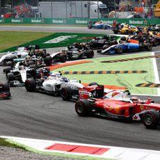 GP de Italia 2016: domingo