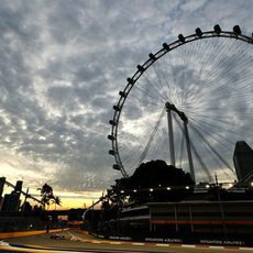 GP de Singapur 2016: jornadas previas y viernes