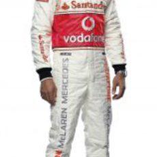 Lewis Hamilton vuelve a enfundarse el blanco