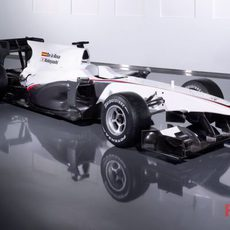 El nuevo Sauber C29