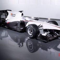 Sauber presenta el C29