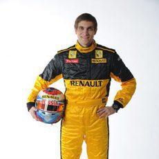 Petrov llega a la Fórmula 1